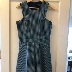 Armani Exchange Blue Dress Size 6